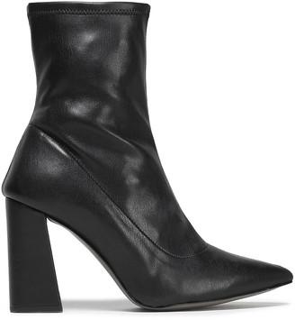 Rebecca Minkoff Leather Sock Boots