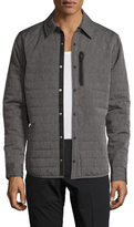 Original Penguin Quilted Space Dye Jacket