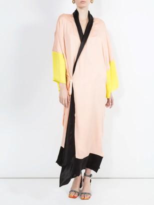 Haider Ackermann Kimono Dress
