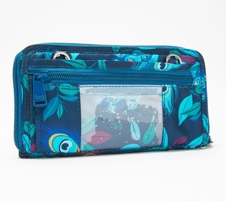 Lug RFID Convertible Wallet w/ Strap - Kickflip 3