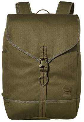 Herschel Purcell (Ivy Green) Backpack Bags