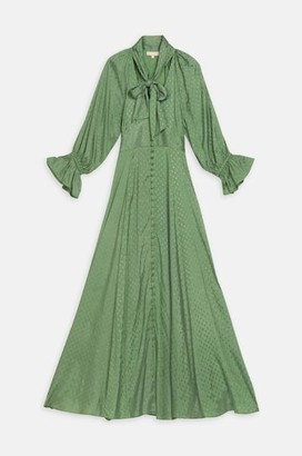 By Ti Mo By TiMo - Delicate Gown Green Dots - S