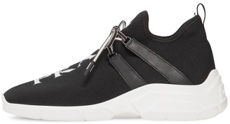 Prada 30MM XY NEOPRENE SLIP-ON SNEAKERS