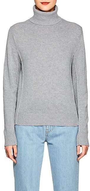 Chloé Women's Cashmere Turtleneck Sweater - Gray