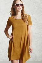 Forever 21 Asymmetrical Point Hem Dress