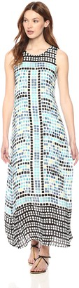 Nic+Zoe Women's Color Wave Dress