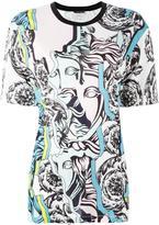 Versace 'Jagged Baroque Medusa' T-shirt