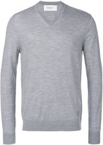 Pringle knitted V-neck sweater
