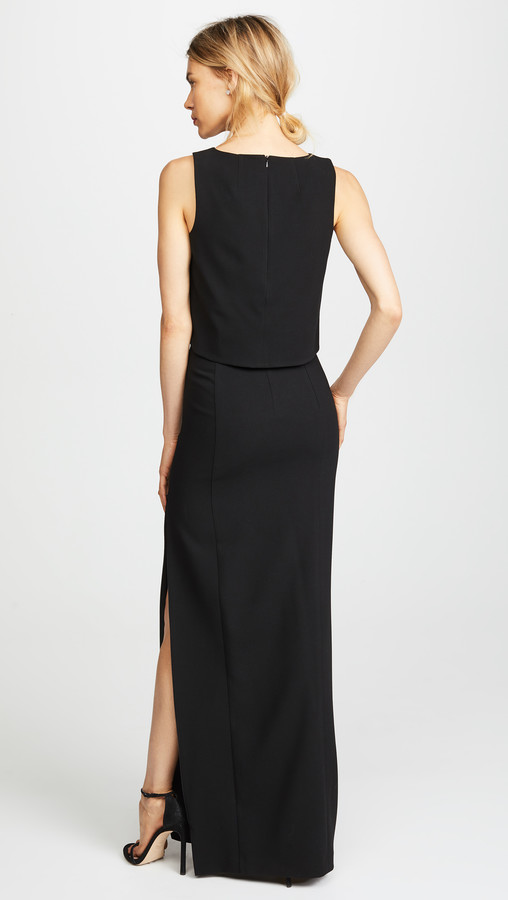 Thumbnail for your product : Black Halo Kacie 2 Piece Maxi Dress