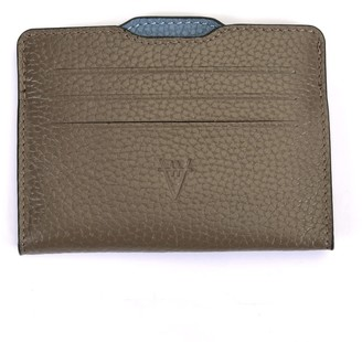 Atelier Hiva Double Card Holder Mink & Deep Blue