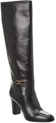 Celine Claude Leather Boot