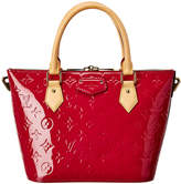 Louis Vuitton Pink Monogram Vernis Leather Montebello Pm
