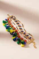 Elizabeth Cole Scilla Tassel Bracelet