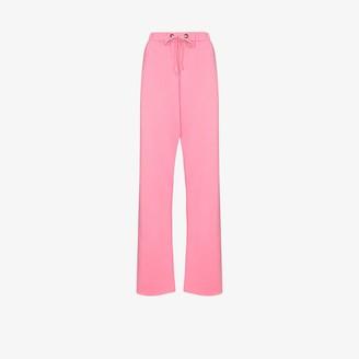 Natasha Zinko Studded Pocket Track Pants