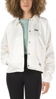 Vans Heart Lizzie Coaches Jacket