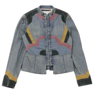 Marc Jacobs \N Blue Cotton Jackets