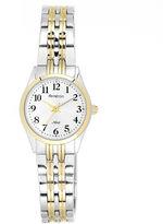 JCPenney Armitron Now Womens Two-Tone Adjustable Bracelet Watch