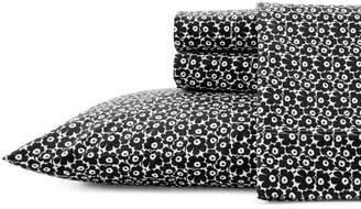 Marimekko Pikkuinen Unikko Sheet Set, Twin XL