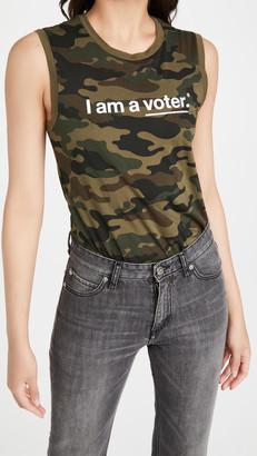 Nili Lotan x I Am A Voter Muscle Tee