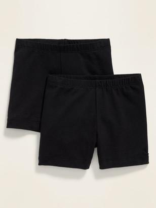 Old Navy 2-Pack Biker Shorts for Toddler Girls