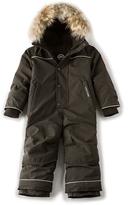 Canada Goose Grizzly Coyote Fur Trim Snowsuit