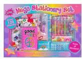 3C4G 120-Piece Mega Stationery Set