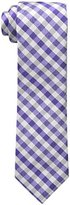 Perry Ellis Men's William Check Tie
