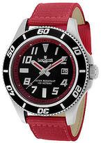 Lancaster Italy OLA0628T-NR-RS-RS Men's Black Dial Red grosgrain