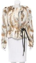 Isabel Marant Anise Fur Jacket