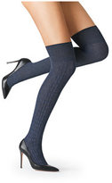 Fogal Cotton Blend Over-Knee Socks