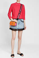 Marc Jacobs Striped Pullover with Cotton