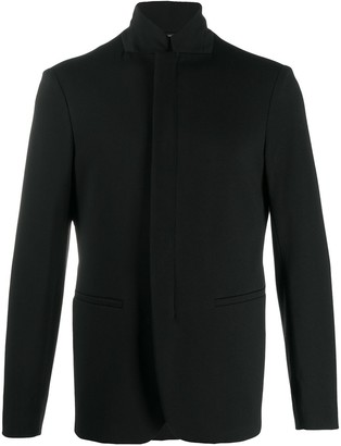 Emporio Armani Zip-Up Blazer