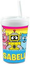 Yo Gabba Gabba! Playtime Pals Personalized Sippy Cup