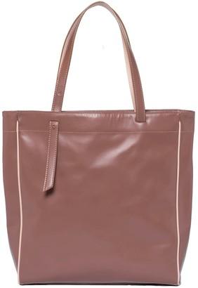 Zoé De Huertas Biarritz Light Brown Tote Bag