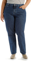 Lee 100% Cotton Relaxed Fit Jean- Plus