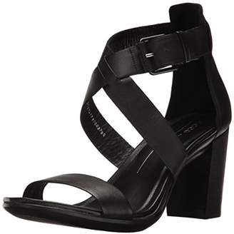 Ecco Women's Shape 65 Block Sandal Open Toe Sandals Size: 8 UK