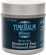 TheBalm timeBalm Skincare Blueberry Face Treatment Mask 2.5 oz (74 ml)