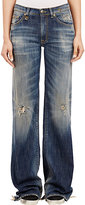 R 13 Women's The Jane Flared Jeans