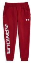Under Armour Sportstyle ColdGear ® Jogger Pants (Little Boys & Big Boys)