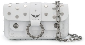 Zadig & Voltaire Fashion Show Kate studs wallet bag