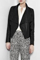 Kanya Lightweight Leather Jacket