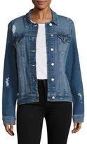 Joe's Jeans Ashley Distressed Denim Jacket
