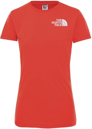 The North Face Easy Tee - Red