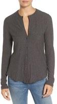 James Perse Women's Cotton & Wool Shirt