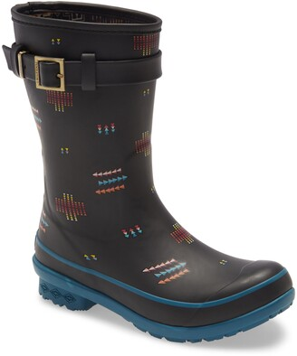 Pendleton Geo Toss Waterproof Short Rain Boot