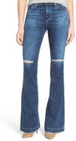 AG Jeans Janis High Rise Flare Jean
