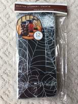Martha Stewart Crafts Spider Web (12) Pack Of Goodie Bags