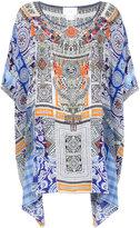Camilla Dress Up Box kaftan - women - Silk - One Size