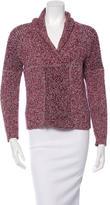 Etoile Isabel Marant Cowl-Neck Knit Cardigan
