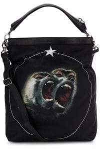 Givenchy Primate Graphic Tote